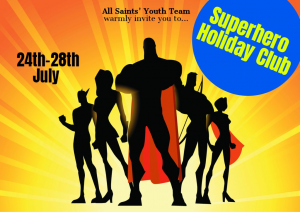 Superhero Holiday Club Image